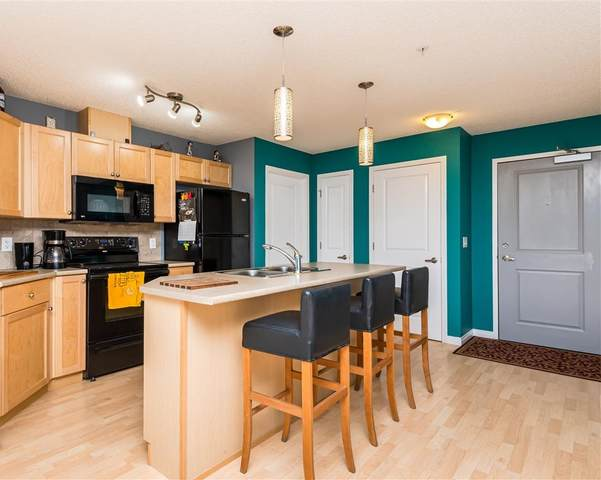 209 1619 James Mowatt Trail, Edmonton, AB T6W 0J7 (#E4220371) :: RE/MAX River City
