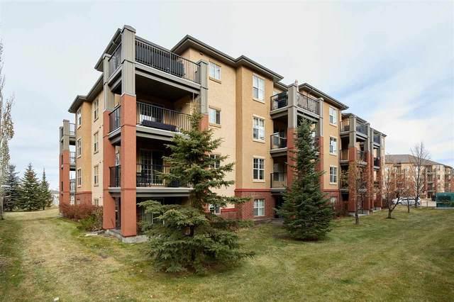 417 11445 Ellerslie Road, Edmonton, AB T6W 1T1 (#E4220384) :: RE/MAX River City
