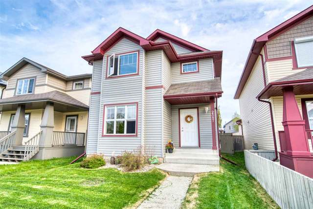 2347 30 Avenue, Edmonton, AB T6T 1Z8 (#E4220475) :: The Foundry Real Estate Company
