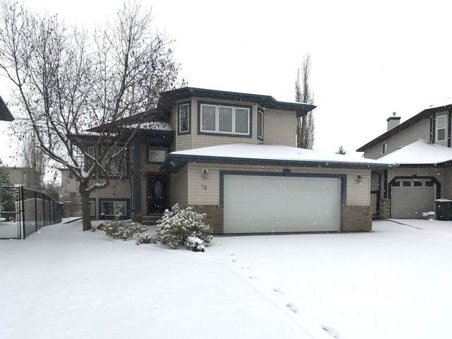 19 Linksview Close, Spruce Grove, AB T7X 4P3 (#E4220481) :: Initia Real Estate