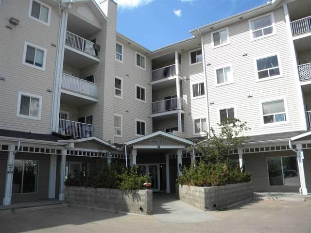 303 4310 33 Street, Stony Plain, AB T7Z 0A8 (#E4220512) :: The Foundry Real Estate Company