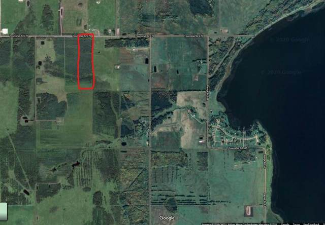 Township Rd 470 Range Rd 64, Rural Wetaskiwin County, AB T0C 0S0 (#E4220524) :: The Foundry Real Estate Company