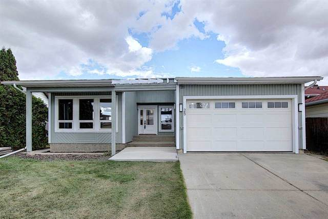25 Stirling Road, Edmonton, AB T5X 4C2 (#E4220574) :: The Foundry Real Estate Company
