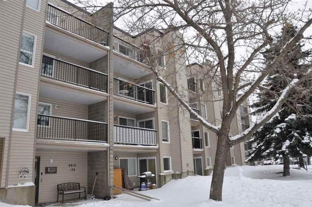 101 9810 178 Street, Edmonton, AB T5T 3H4 (#E4220594) :: The Foundry Real Estate Company