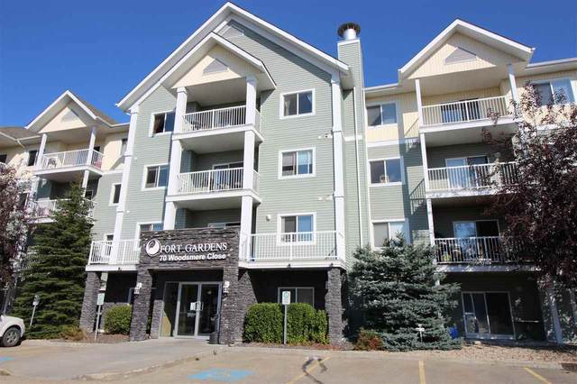 410 70 Woodsmere Close, Fort Saskatchewan, AB T8L 4R8 (#E4220632) :: The Foundry Real Estate Company