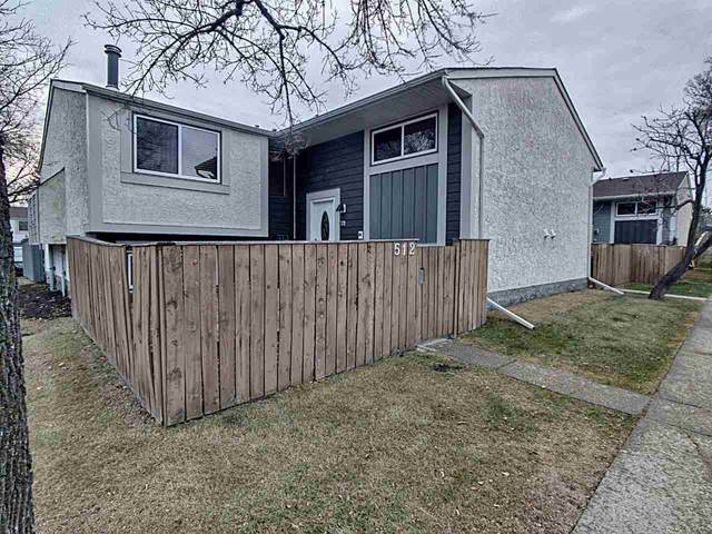 512 Willow Court, Edmonton, AB T5T 2K7 (#E4220634) :: The Foundry Real Estate Company