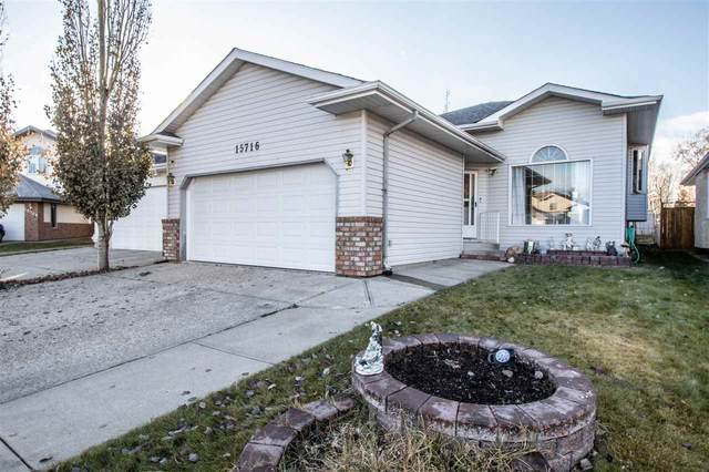 15716 133 Street NW, Edmonton, AB T6V 1E5 (#E4220636) :: The Foundry Real Estate Company
