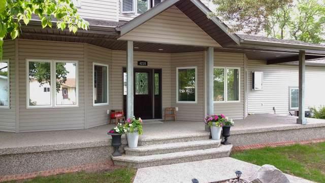 4238 48A STREET, Vegreville, AB T9C 1B2 (#E4220668) :: Initia Real Estate