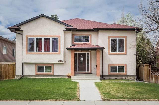 9818 154 Street, Edmonton, AB T5P 2G6 (#E4220678) :: The Foundry Real Estate Company