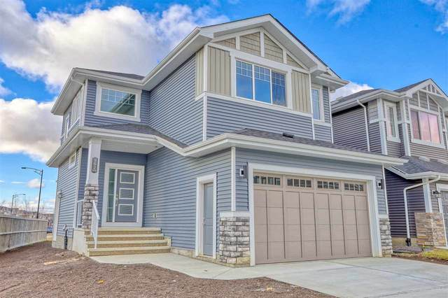 962 Ebbers Crescent NW, Edmonton, AB T5Y 3T9 (#E4220708) :: The Foundry Real Estate Company
