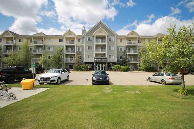 141 50 Woodsmere Close, Fort Saskatchewan, AB T8L 4N9 (#E4220744) :: The Foundry Real Estate Company