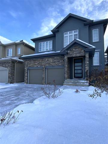 2223 Warry Loop, Edmonton, AB T6W 0N8 (#E4220787) :: The Foundry Real Estate Company