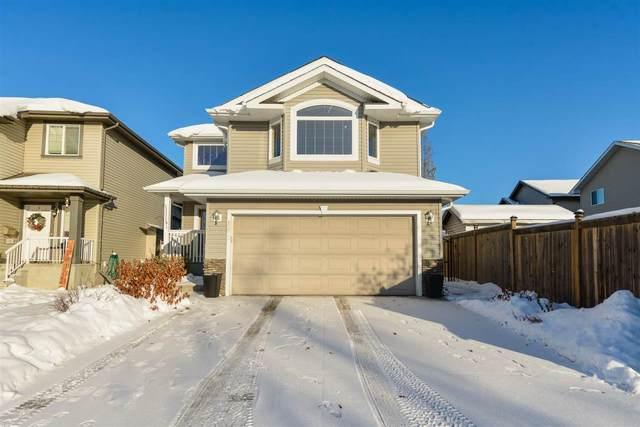 57 Wellington Place, Fort Saskatchewan, AB T8L 0G3 (#E4220794) :: The Foundry Real Estate Company