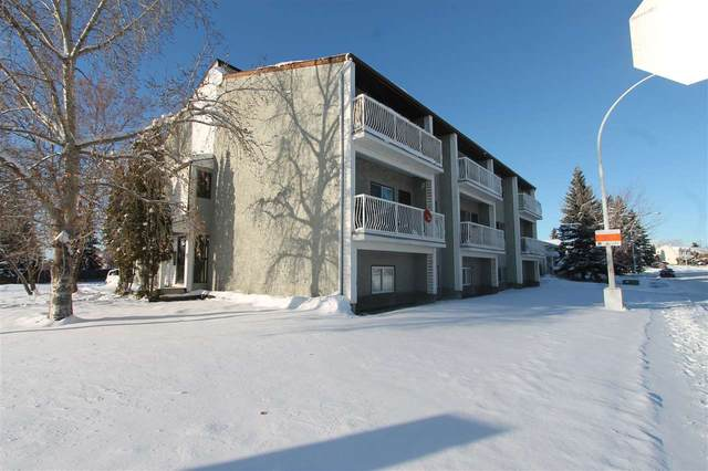 105 4804 34 Avenue, Edmonton, AB T6L 5R4 (#E4220838) :: The Foundry Real Estate Company