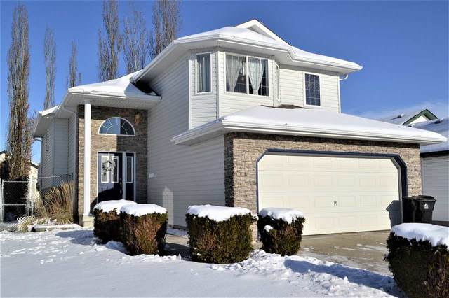 70 Creekside Way, Spruce Grove, AB T7X 3Y7 (#E4220863) :: The Foundry Real Estate Company