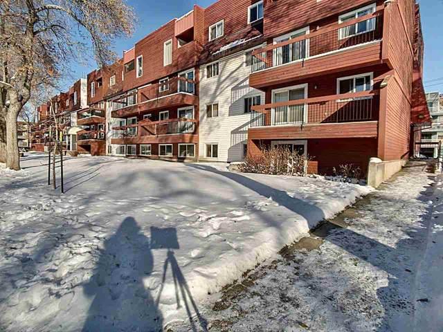 209 10555 93 Street, Edmonton, AB T5H 4C1 (#E4220894) :: The Foundry Real Estate Company
