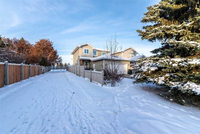 28 Harmony Court W, Stony Plain, AB T7Z 2A6 (#E4220896) :: The Foundry Real Estate Company