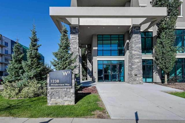 503 1238 Windermere Way SW, Edmonton, AB T6W 2J3 (#E4220916) :: The Foundry Real Estate Company
