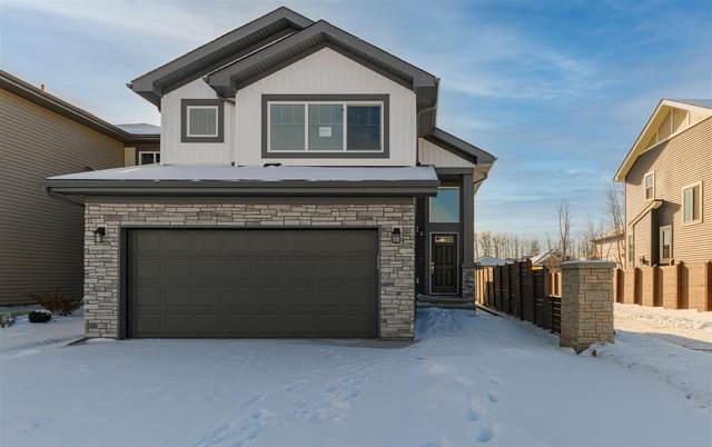 33 Kingsbury Circle, Spruce Grove, AB T7X 0C9 (#E4220962) :: The Foundry Real Estate Company
