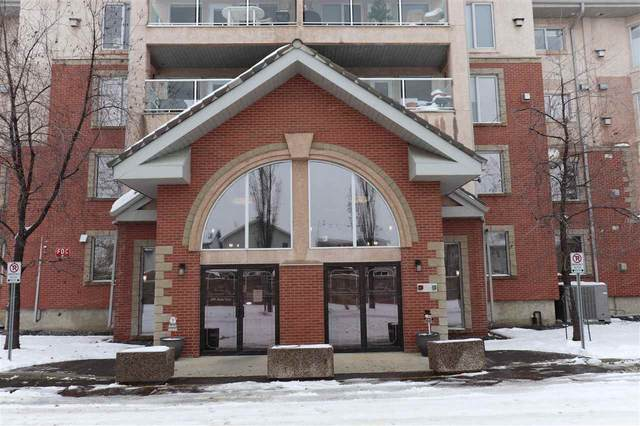 423 200 Bethel Drive, Sherwood Park, AB T8H 2C5 (#E4220966) :: The Foundry Real Estate Company