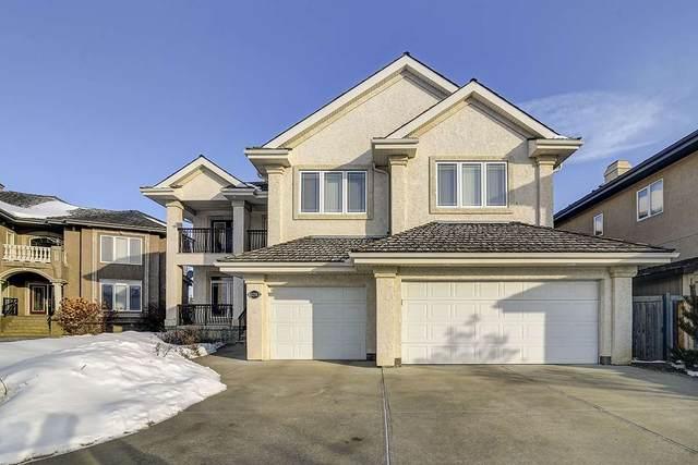 826 Drysdale Run, Edmonton, AB T6M 2Y4 (#E4220977) :: The Foundry Real Estate Company