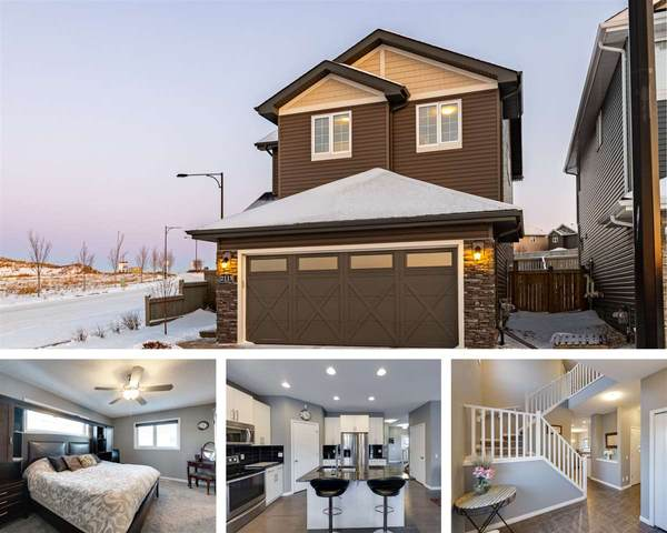 2111 Redtail Common, Edmonton, AB T5S 0H4 (#E4220985) :: The Foundry Real Estate Company