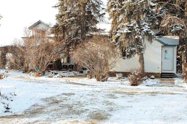 2407 Twp Rd 544, Rural Lac Ste. Anne County, AB T0E 1V0 (#E4221003) :: The Foundry Real Estate Company