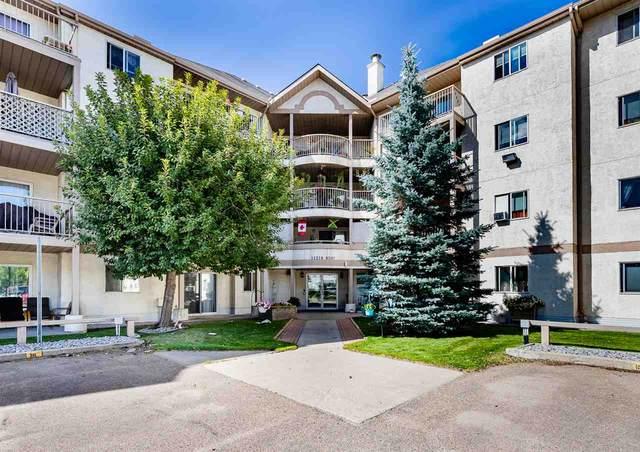 403 11218 80 Street, Edmonton, AB T5B 4V9 (#E4221013) :: The Foundry Real Estate Company