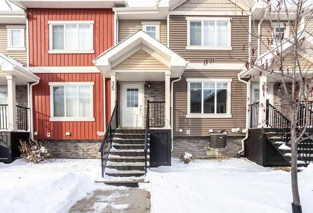 35 675 Albany Way, Edmonton, AB T6V 0H1 (#E4221023) :: The Foundry Real Estate Company