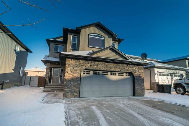 82 Lamplight Drive, Spruce Grove, AB T7X 0G8 (#E4221024) :: The Foundry Real Estate Company