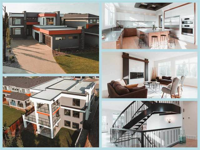 1119 Wahl Place, Edmonton, AB T6W 3G6 (#E4221025) :: The Foundry Real Estate Company