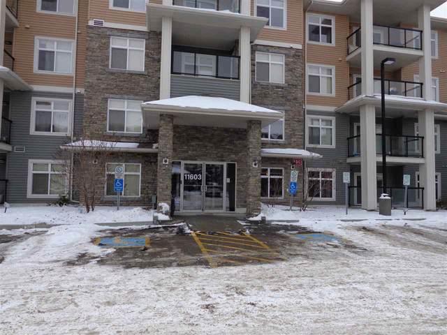 131 11603 Ellerslie Road, Edmonton, AB T6W 0J3 (#E4221037) :: RE/MAX River City