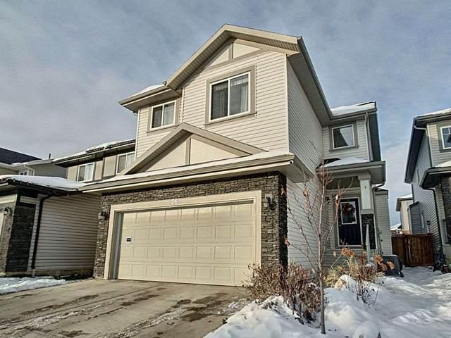 263 Fraser Way, Edmonton, AB T5Y 0Y5 (#E4221054) :: The Foundry Real Estate Company
