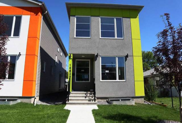 10829 109 Street, Edmonton, AB T5H 3B9 (#E4221056) :: Initia Real Estate