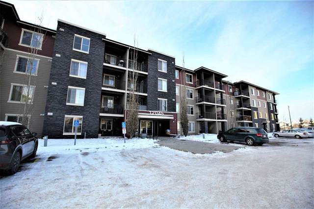 216 12045 22 Avenue SW, Edmonton, AB T6W 2Y2 (#E4221090) :: The Foundry Real Estate Company