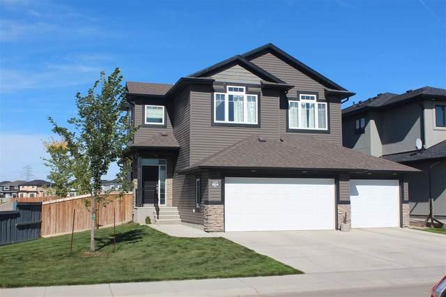 604 Fraser Vista, Edmonton, AB T5Y 0V4 (#E4221125) :: The Foundry Real Estate Company