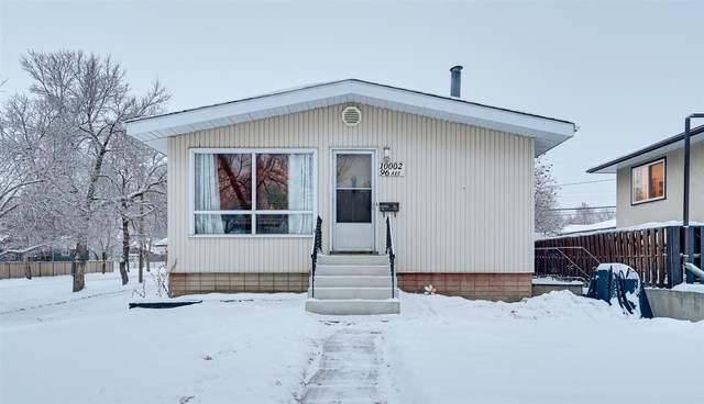 10002 96 Avenue, Fort Saskatchewan, AB T8L 1P5 (#E4221173) :: The Foundry Real Estate Company