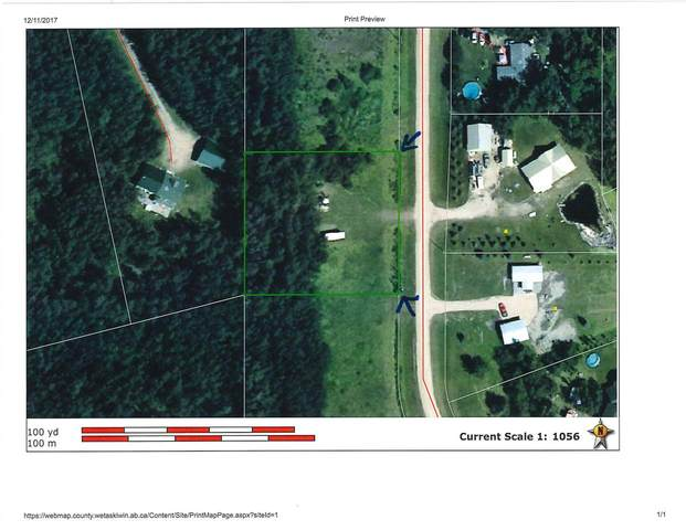 2 Beachside Estates, Rural Wetaskiwin County, AB T0C 2V0 (#E4221184) :: The Foundry Real Estate Company