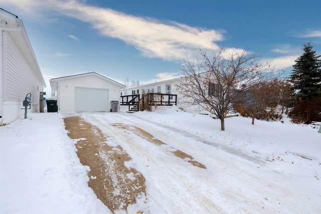 134 3400 48 Street, Stony Plain, AB T7Z 1V9 (#E4221189) :: The Foundry Real Estate Company
