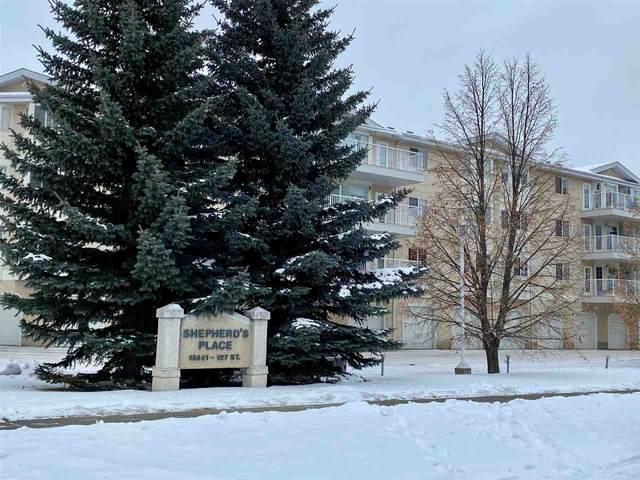 247 13441 127 Street, Edmonton, AB T5L 5B6 (#E4221251) :: The Foundry Real Estate Company