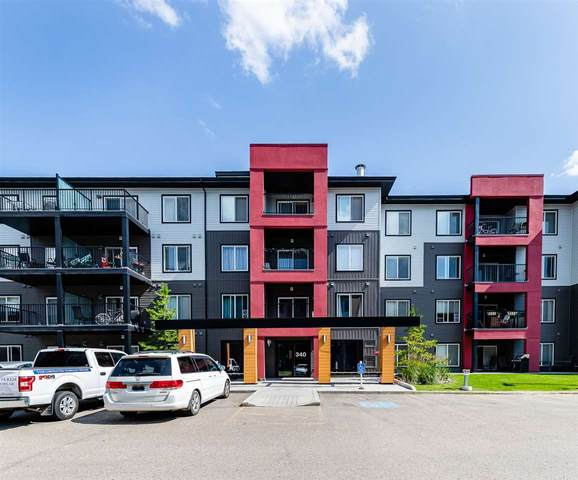 209 340 Windermere Road NW, Edmonton, AB T6W 2P2 (#E4221272) :: The Foundry Real Estate Company