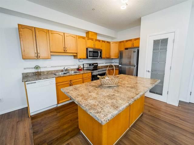 415 12111 51 Avenue, Edmonton, AB T6H 6A3 (#E4221274) :: The Foundry Real Estate Company