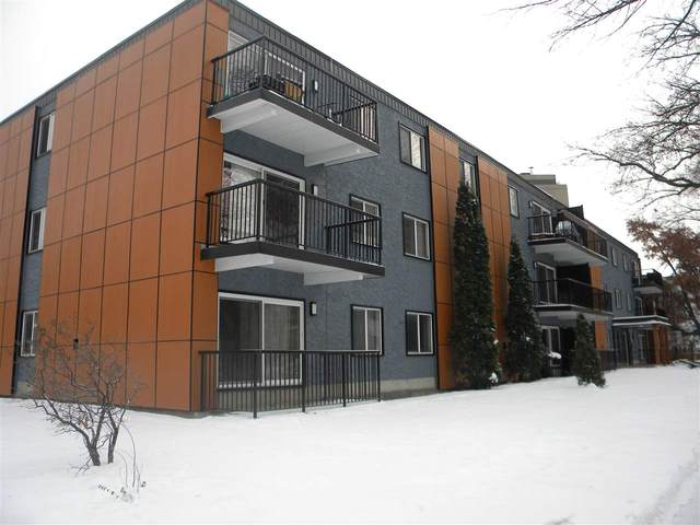 108 10945 83 Street NW, Edmonton, AB T5H 1M2 (#E4221317) :: The Foundry Real Estate Company
