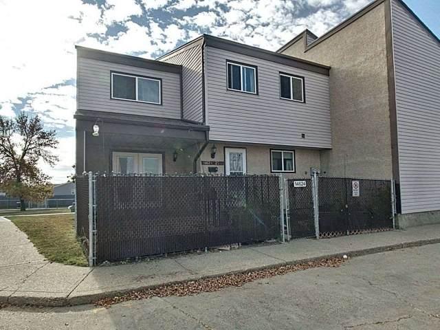 14624 25 Street, Edmonton, AB T5Y 1X4 (#E4221325) :: The Foundry Real Estate Company