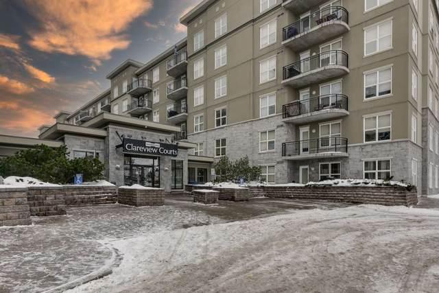 1-410 4245 139 Avenue, Edmonton, AB T5Y 3E8 (#E4221327) :: The Foundry Real Estate Company