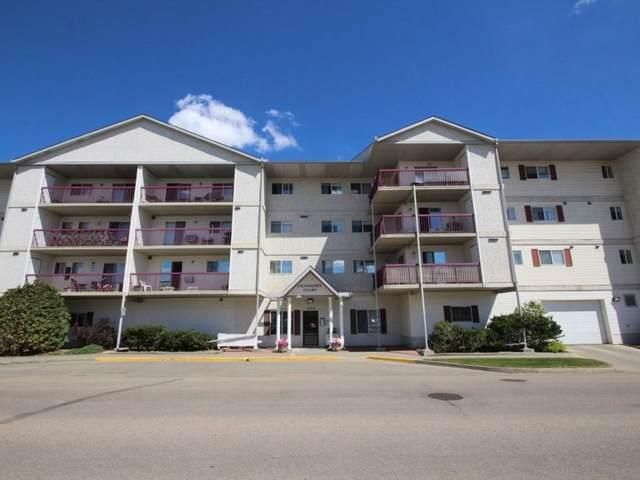 106 4906 47 Avenue, Leduc, AB T7X 0A5 (#E4221390) :: The Foundry Real Estate Company