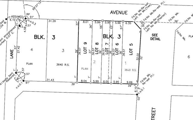 5110 & 5115 45 Avenue, Millet, AB T0C 1Z0 (#E4221396) :: The Foundry Real Estate Company