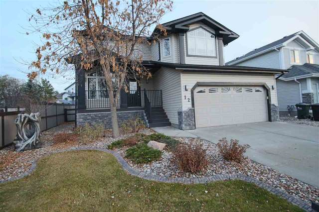 12 Clarkdale Drive, Sherwood Park, AB T8H 2E1 (#E4221434) :: RE/MAX River City