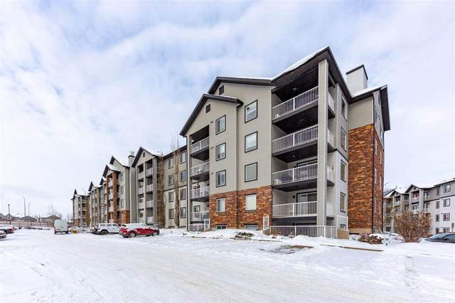 217 40 Summerwood Boulevard, Sherwood Park, AB T8H 0C2 (#E4221477) :: RE/MAX River City