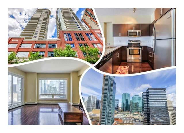 1602 10152 104 Street, Edmonton, AB T5J 0B6 (#E4221480) :: The Foundry Real Estate Company